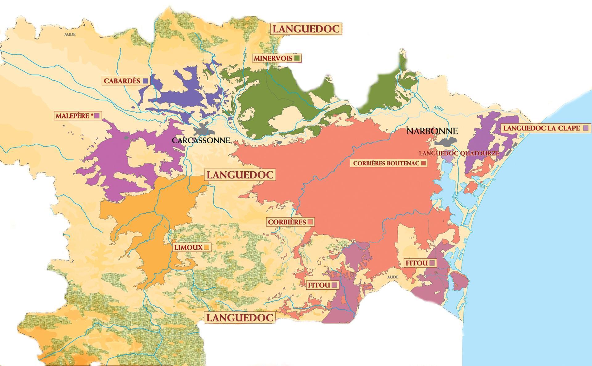 Appellation vin : l'association des vins avec des plats